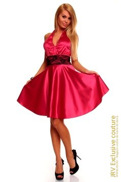 Rochie Baby Doll By Red marca JRV Exclusive Couture la 86 Lei