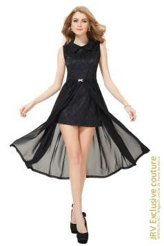 Rochie retro Tamyl Black marca JRV Exclusive Couture la  Lei