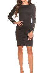 Rochie office Jayda Black - Magazin online haine de dama Fashion